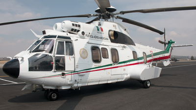 XC-FAM - Airbus Helicopters H225M - Mexico - Air Force