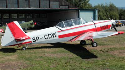 SP-CDW - Zlin 526F - Aero Club - Krakowski
