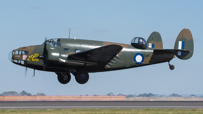 VH-KOY - Lockheed Hudson IIIA - Temora Aviation Museum