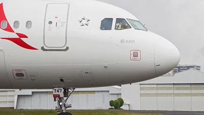 N747AV - Airbus A321-231 - Avianca Central America