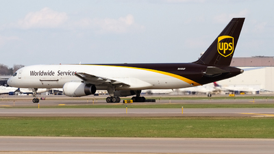 N440UP - Boeing 757-24A(PF) - United Parcel Service (UPS)