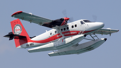 8Q-MBC - De Havilland Canada DHC-6-300 Twin Otter - Trans Maldivian Airways
