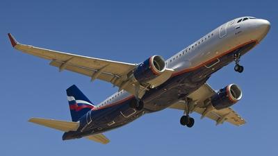 VP-BIJ - Airbus A320-214 - Aeroflot