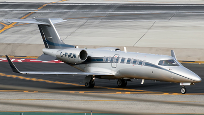 C-FHCW - Bombardier Learjet 45 - Air Partners