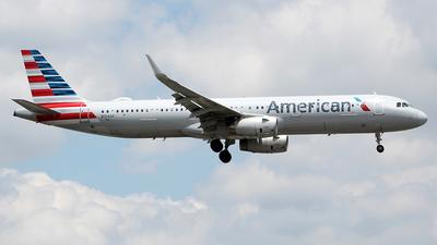 N154AA - Airbus A321-231 - American Airlines