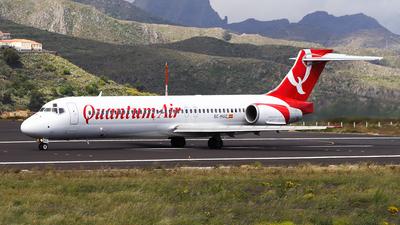EC-HUZ - Boeing 717-23S - Quantum Air