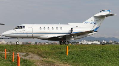 PP-HVD - Hawker Beechcraft 900XP - Private