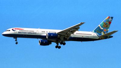 G-BMRH - Boeing 757-236 - British Airways