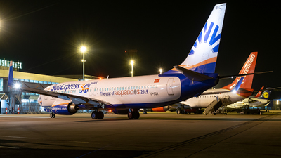 TC-SOR - Boeing 737-8AS - SunExpress
