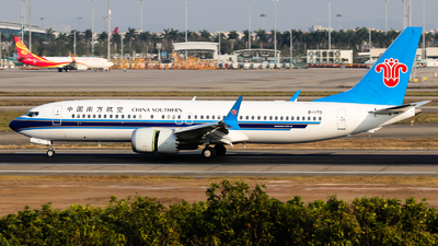 B-1170 - Boeing 737-8 MAX - China Southern Airlines