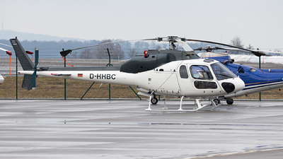 D-HHBC - Aérospatiale AS 355F2 Ecureuil 2 - Private