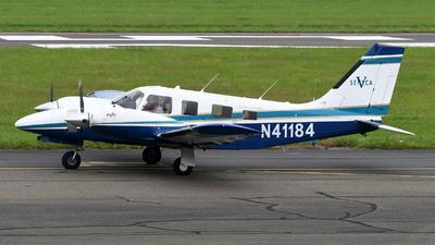 N41184 - Piper PA-34-220T Seneca V - Private
