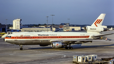 PH-MBP - McDonnell Douglas DC-10-30(CF) - Martinair Holland
