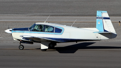 N8169E - Mooney M20A - Private