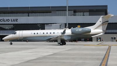LV-IWP - Embraer ERJ-135BJ Legacy 600 - Private