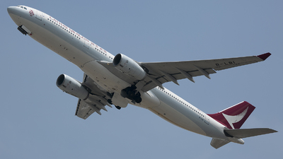 B-LBI - Airbus A330-343 - Cathay Dragon