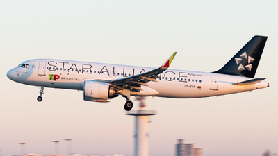 A picture of CSTVF - Airbus A320251N - TAP Air Portugal - © Aaron Vancoillie