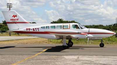 PP-ATT - Cessna 402B - Abaeté Táxi Aéreo
