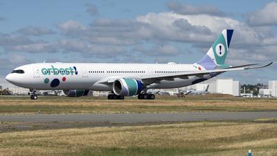F-WWYT - Airbus A330-941 - Orbest