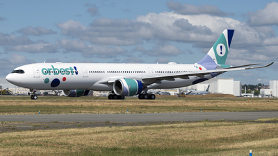 A picture of FWWYT - Airbus A330 - Airbus - © DN280