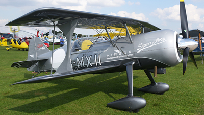 G-MXII - Pitts 12S - Private