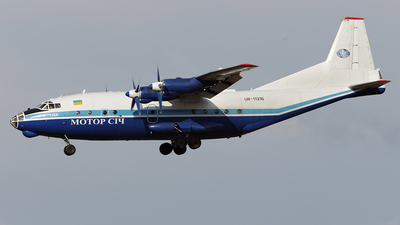 A picture of UR11316 - Antonov An12BK - Motor Sich Airlines - © Marko Milinkovic