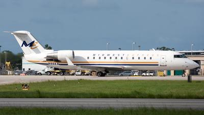 N96EA - Bombardier CRJ-200ER - Elite Airways