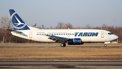 A picture of YRBGB - Boeing 73738J - Tarom - © Mihai Cioponea