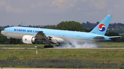 HL8075 - Boeing 777-FEZ - Korean Air Cargo