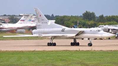 RF-94137 - Tupolev Tu-22M3 Backfire - Russia - Air Force