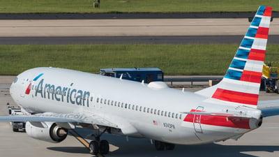 N343PN - Boeing 737-823 - American Airlines