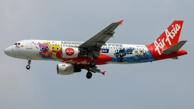 A picture of 9MAFV - Airbus A320216 - AirAsia - © Sieu Viet - SFAP