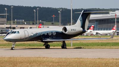 M-NELS - Gulfstream G450 - Private