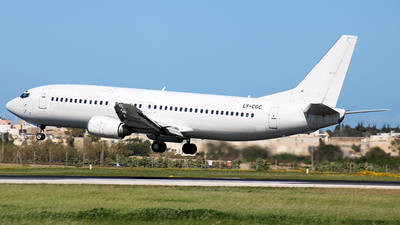 LY-CGC - Boeing 737-4Y0 - GetJet Airlines