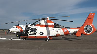 6581 - Aérospatiale HH-65C Dolphin - United States - US Coast Guard (USCG)