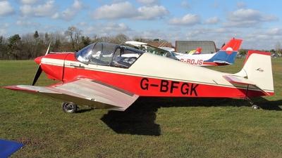 G-BFGK - Jodel D117 Grand Tourisme - Private
