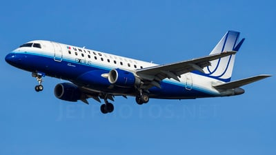 N859RW - Embraer 170-100SE - United Express (Shuttle America)