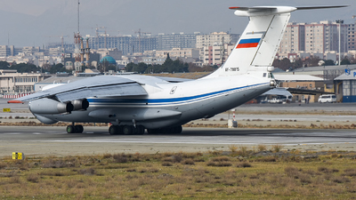 RF-78815 - Ilyushin IL-76MD - Russia - Air Force