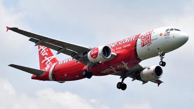 9M-AHY - Airbus A320-216 - AirAsia