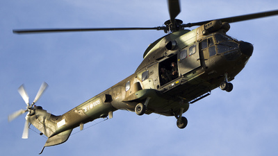 HT.21-03 - Aérospatiale AS 332B Super Puma - Spain - Army