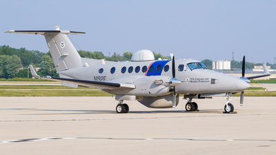 N192F - Beechcraft B300C King Air 350C - United States - US Customs Service