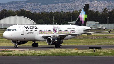 A picture of XAVON - Airbus A320233 - [3672] - © Alejandro Hndez
