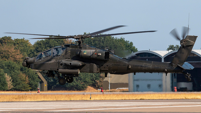 Q-19 - Boeing AH-64D Apache - Netherlands - Royal Air Force