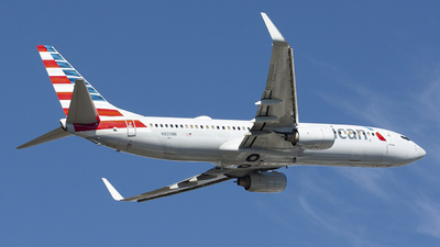 A picture of N800NN - Boeing 737823 - American Airlines - © chalymtz
