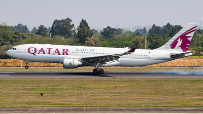 A7-ACL - Airbus A330-202 - Qatar Airways