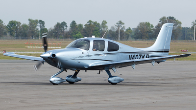 N407KP - Cirrus SR22T-GTS - Private