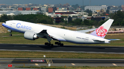 B-18773 - Boeing 777-F09 - China Airlines Cargo