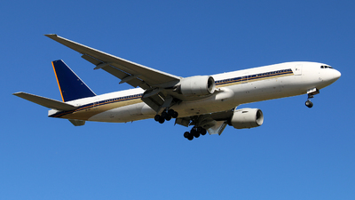 A picture of ZKOKI - Boeing 777212(ER) - [32336] - © Brock L