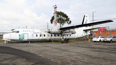 HC-BXC - Fairchild-Hiller FH-227B - Austro Aero