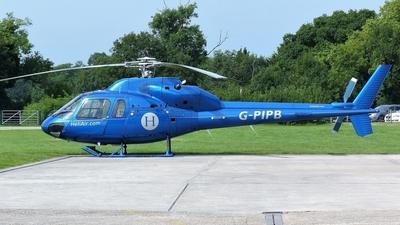 G-PIPB - Aérospatiale AS 355F1 Ecureuil 2 - Heli Air